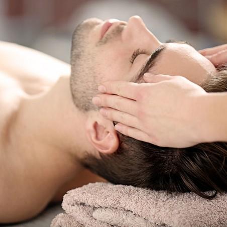 Soin-Massage du Visage « aux 5 Fleurs de Bali® » - 1h