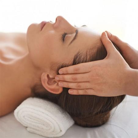 Massage Japonais du Cuir Chevelu - 30 Min